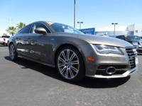 Check out this 2012 Audi A7 3.0 Prestige. Its Automatic