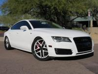 2012 Audi A7 3.0T Supercharged, 8-Spd Tiptronic,