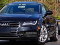 AUDI, EVERYONE DREAMS OF AN AUDI!! PRESTIGE PKG A7!!