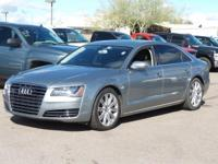 Just Reduced! Clean CARFAX. 2012 Audi A8 L 4.2 Priced