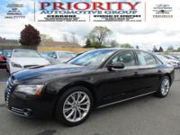 Purchase luxury for less with the used 2012 Audi A8 L