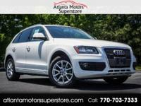 Drive as you've never driven before in our 2012 Audi Q5