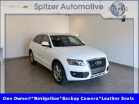 Audi Q5 2.0T Premium CARFAX One-Owner. CarFax One