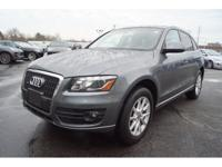This 2012 Audi Q5 2.0T Quattro Premium Plus features a