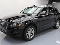 This awesome 2012 Audi Q5 4x4 comes loaded with the