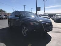 Options:  2012 Audi Q5 Quattro 4Dr 2.0T Premium