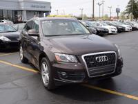 This 2012 Audi Q5 2.0T Premium Plus is proudly offered