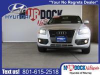 2012 Audi Q5, 2.0T Premmium Quattro, Just Traded In,