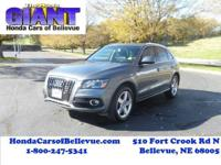 Looking for a clean, well-cared for 2012 Audi Q5? This