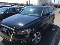 This 2012 Audi Q5 3.2L Premium Plus is proudly offered