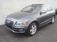 This 2012 Audi Q5 3.2L Premium Plus is offered to you