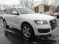 -Quattro All-Wheel Drive, Bluetooth, Heated Front