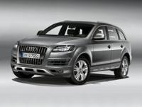 2012 Audi Q7 3.0T Premium NAVIGATION, LEATHER, 3RD ROW