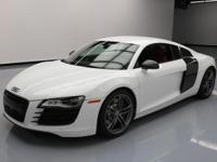 2012 Audi R8 with 4.2L V8 Engine,R Tronic Six-Speed