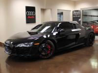 You are viewing a celebrity owned 2012 Audi R8 that's