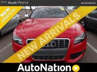 This 2012 Audi S4 Prestige is proudly offered by Audi