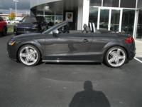 *Low Miles* *This 2012 Audi TTS Premium Quattro* will