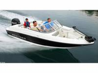 Description 2012 Bayliner 170 OB The new 170 Outboard