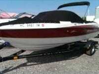 2012 Bayliner 185 2012 Bayliner 185BR with 3.0L