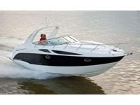 Description 2012 Bayliner 335 Cruiser with MerCruiser