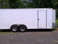 For sale is a 2012 AllPro Bendron 8.5x20' Car Hauler.