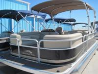 Description 2012 Bennington 20SL Pontoon Boat with