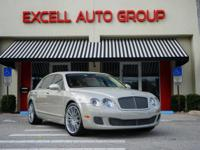 Introducing the 2012 Bentley Continental Flying Spur