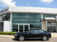 The New 2012 Bentley Continental GT!!  A stunning