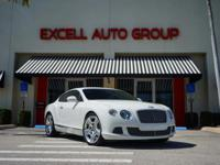 Introducing the 2012 Bentley Continental GT featuring