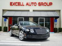 Introducing the 2012 Bentley Continental GT Convertible