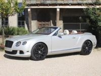 SPECIAL ORDER WARRANTY V12The 2012 Bentley Continental