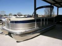 Description 2012 Berkshire 220CLP Pontoon (cchills) The