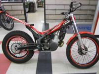 2012 Beta EVO 200 Trials Motorcycle Motorcycles Trial