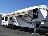New 2012 Heartland Bighorn 3610RE Fifth Wheel