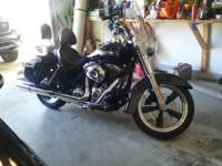 Beautiful black Harley Davidson Switchback for sale!