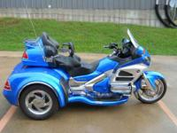 2012 Blue CSC Trike w/Independent Suspension 4,037