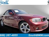 Options:  2012 Bmw 1 Series 128I|Vermilion Red