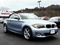 2012 BMW 1 Series Blue 128i New Brakes!, Oil change and