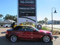 Options:  2012 Bmw 1 Series 135I|Miles: 28143Color: