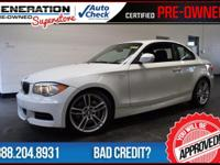 7-Speed Double-clutch, White, and 2012 BMW 1 Series.