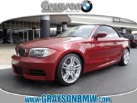 UNCOMMON M SPORT PACKAGE CONVERTIBLE, PREMIUM PACKAGE