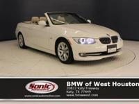 This Certified Pre-Owned 2012 BMW 328i Convertible has