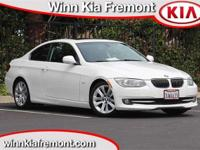 Clean CARFAX. 328i RWD 6-Speed Automatic Steptronic