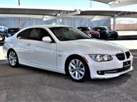 We are excited to offer this 2012 BMW 3 Series. CARFAX