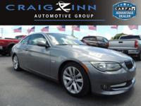 PREMIUM & KEY FEATURES ON THIS 2012 BMW 3 Series