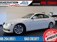 6-Speed Manual, White, and 2012 BMW 3 Series. 6spd! BMW