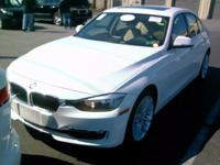 6-Speed Manual, Alpine White, and 2012 BMW 3 Series. 6