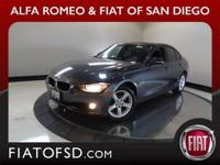 2012 BMW 3 Series Mineral Gray Metallic New Price!