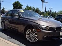 New Price! Clean CARFAX. BROWN 2012 BMW 3 Series 328i