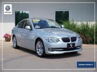 328i xDrive, AWD. Priced below KBB Fair Purchase Price!